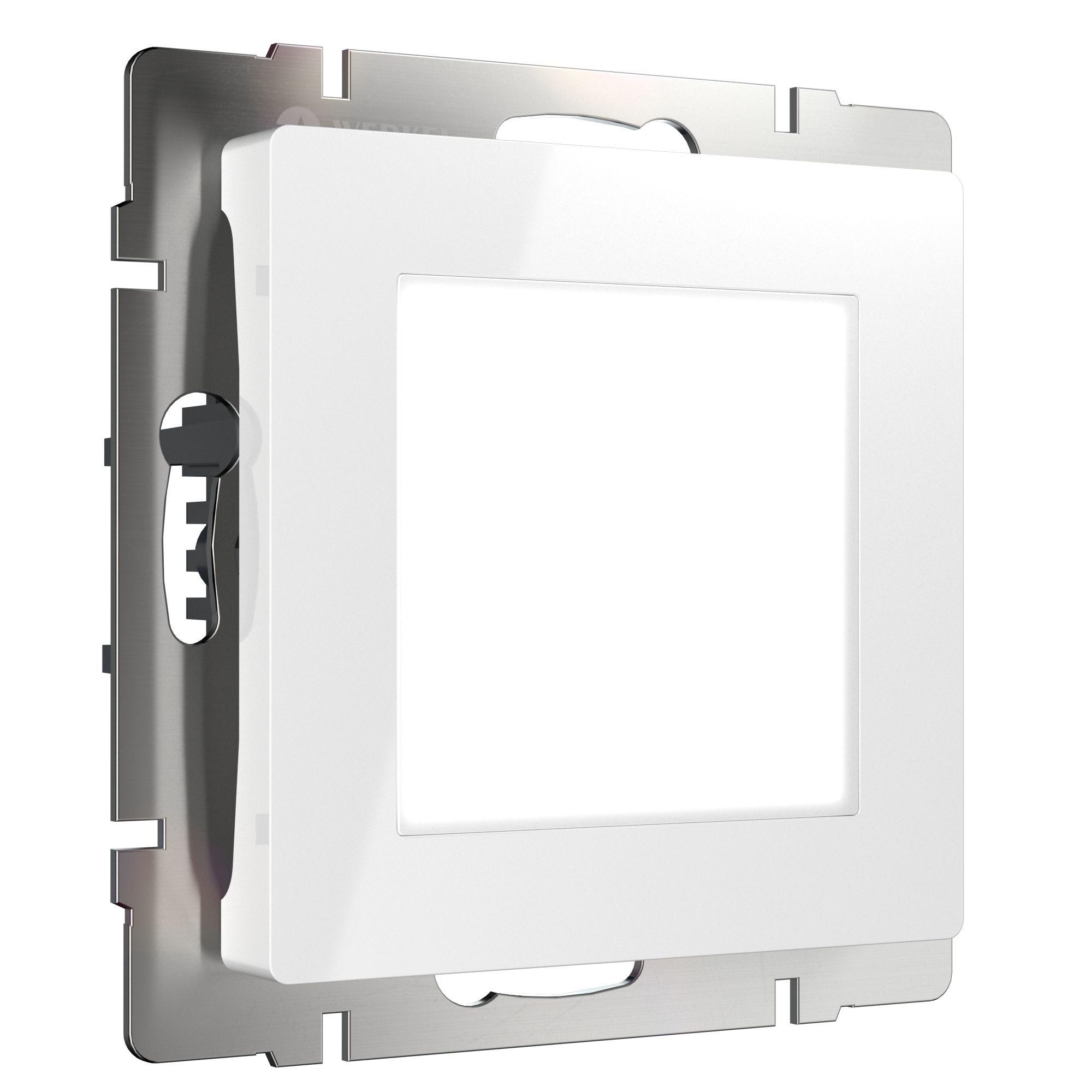 Встраиваемая LED подсветка (белый) WL01-BL-03-LED