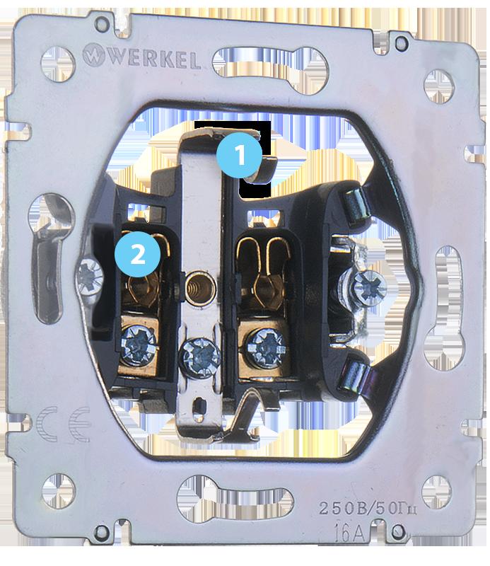 Преимущества механизмов Werkel